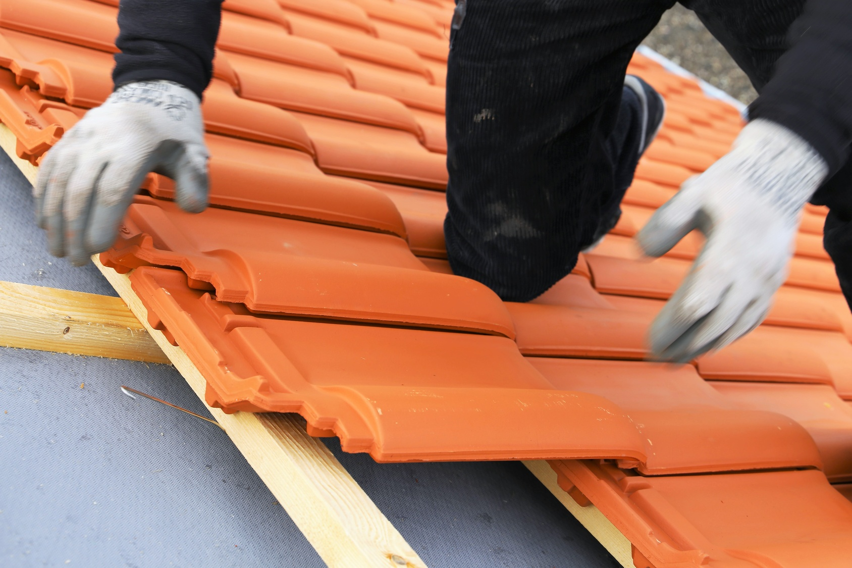 réparer sa toiture